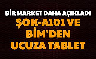 Şok Marketten Ucuza Tablet-İşte A101-Bim-Şok Tablet Kampanyası Özellikleri ve Fiyatı