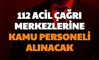Süleyman Soylu Açıkladı: 112 Acil Çağrı Merkezlerine Personel Alımı Yapılacak 2020