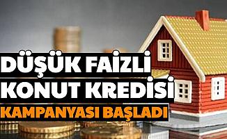 Vakıfbank'tan Düşük Faizli Konut Kredisi Kampanyası Başladı-İşte Geri Ödeme Hesaplaması