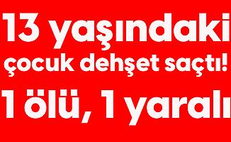 Ankara'da 13 Yaşındaki Çocukların Kavgası Kanlı Bitti: 1 Ölü, 1 Yaralı
