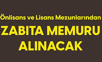 Ankara Mamak Belediyesi'ne Zabıta Memuru Alımı için Başvurular 30 Kasım'da Başlıyor