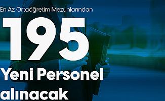 ÇOMÜ'ye 195 Personel Alınacak (En Az Ortaöğretim Mezuniyet Şartı)