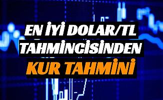 Dolar/TL Düşecek mi Yükselecek mi? Dünyaca Ünlü Şirket Kur Tahmini Yayımladı