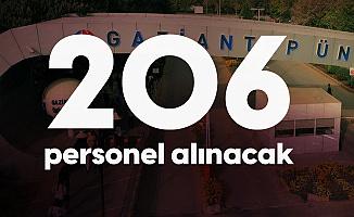 Gaziantep Üniversitesi'ne 206 Personel Alımı Yapılacak! Başvurular Devam Ediyor