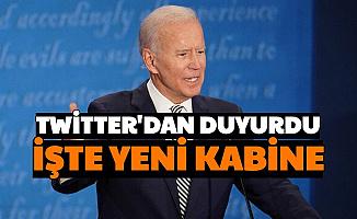 Joe Biden Duyurdu: İşte Yeni Kabine