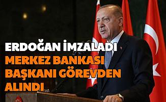 Kamuda Atama Depremi: Merkez Bankası Başkanı Görevden Alındı Naci Ağbal Atandı (Naci Ağbal Kimdir , Nereli Daha Önceki Görevleri)