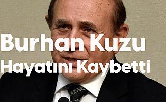 Koronavirüse Yakalanan Prof. Dr. Burhan Kuzu Hayatını Kaybetti