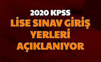 KPSS Lise/Ortaöğretim Sınav Giriş Yerleri Belli Oluyor (Ais osym)