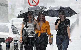 Meteoroloji'den Yağış Uyarısı: Bu İllerde Yaşayanlar Dikkat