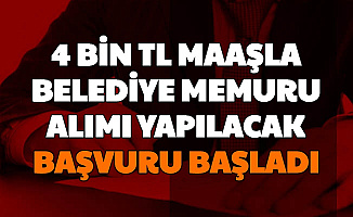 İkamet Şartı Yok: Nevşehir Belediyesi Memur Alımı Başvurusu Başladı