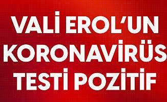 Yalova Valisi Muammer Erol'un Koronavirüs Testi Pozitif Çıktı