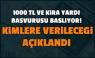 3000 TL Nakit ve 750 Lira Kira Yardımı Başvurusu Başlıyor: Kimlere Verileceği Açıklandı (Esnaf Destek Paketi)