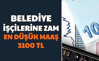 Ahisar Belediyesi Asgari Ücreti 3100 TL Yaptı