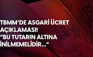 CHP Manisa Milletvekili Başevirgen: Asgari Ücret 3100 TL'nin Altında Olmamalıdır