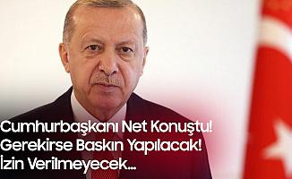 Cumhurbaşkanı Erdoğan'dan Normalleşme Sürecine İlişkin Açıklama