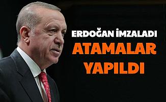 Erdoğan İmzaladı: Kamuda Atama Kararları Resmi Gazete'de Yayımlandı
