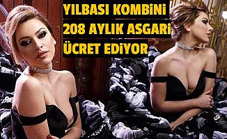Hadise'nin O Ses Türkiye Yılbaşı Özel Kombini: 208 Aylık Asgari Ücret