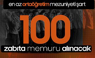 İBB 100 Zabıta Memuru Alımı Başvuruları 4 Ocak'ta Başlayacak