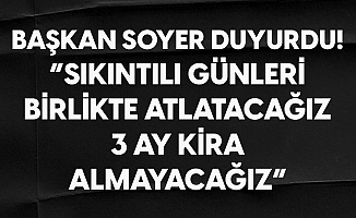 İzmir Büyükşehir Belediyesi Kira Alacaklarını Erteledi
