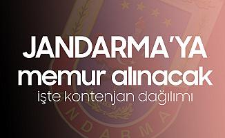 Jandarma'ya Memur Alımı Başvuruları Yarın Başlayacak