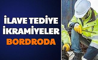 Taşerondan Kadroya Geçen İşçiler, Kamu İşçilerine İlave Tediye Bordroda