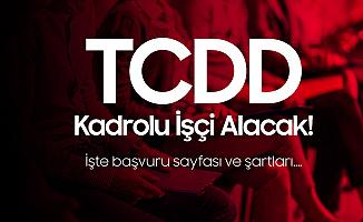 TCDD Kadrolu İşçi Alımı Başvuruları 1 Ocak'ta Sona Erecek