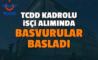 TCDD Kadrolu İşçi Alımı Başvurusu Başladı: İşte İŞKUR Personel Başvuru Ekranı