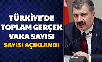 Türkiye'nin Bugüne Kadarki Toplam Korona Vaka Sayısı Açıklandı