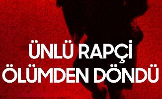 Ünlü Rapçi Klip Çekiminde Ölümden Döndü