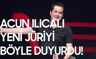 Acun , Yeni Programın Jüri Üyelerini Açıkladı!