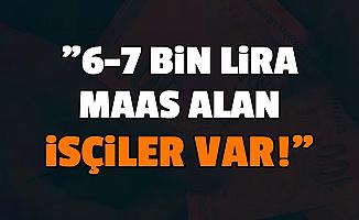 """AK Partili Altınok'tan Asgari Ücret, Taşeron ve Kamu İşçilerine Maaş Zammı Açıklaması: """"7 Bin Lira Alan İşçi Var"""""""