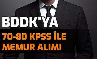 BDDK MEMUR Kadrosuna Kamu Personel Alımı Yapacak: İşte Mezuniyet Şartı