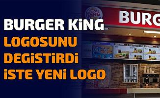 Burger King Logosunu Değiştirdi-İşte Yeni Retro Logo
