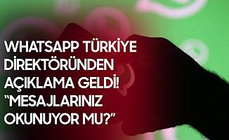 Facebook ve Whatsapp Direktöründen Türkiye'deki Güncellemeyle İlgili Açıklama