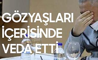 Gaziantep Futbol Kulübünden Kovulan Sumudica Gözyaşları İçerisinde Veda Etti