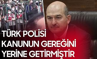 """İçişleri Bakanı Süleyman Soylu'dan """"Boğaziçi"""" Açıklaması"""