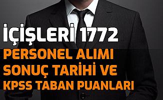 İçişleri Bakanlığı ve 112 Çağrı Merkezi Personel Alımı Sonuç Tarihi ve KPSS Taban Puanı Tahmini