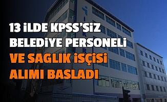 İŞKUR'da Yayımlandı: 13 İlde Belediye Personeli ve Sağlık İşçisi Alımı Başladı