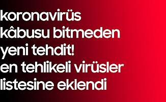 Koronavirüs Kâbusu Bitmeden Yeni Tehdit! %75 Ölüm Oranına Sahip...