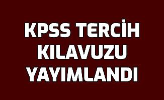KPSS 2020/7 Tercih Kılavuzu Yayımlandı: OGM Tarım ve Orman Bakanlığı Memur Alımı Yapacak