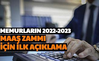 Memurların 2022 ve 2023 Maaş Zammı Hakkında İlk Açıklama Geldi