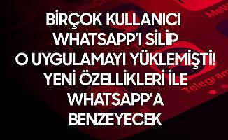 Signal'dan 'Whatsapp' Özellikleri Güncellemesi