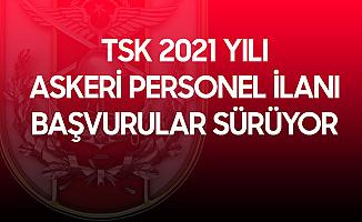 TSK 2021 Yılı Subay Adayı Alımı Başvuruları 14 Şubat'ta Sona Erecek