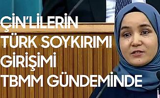 Türk Soykırımı TBMM Gündeminde ! Doğu Türkistan'lı Soydaş Meclis Kürsüsünde Konuştu