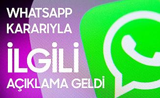 Türkiye'nin Whatsapp İncelemesiyle İlgili Yeni Açıklama Geldi