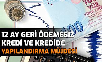 Vakıfbank'tan 12 Ay Geri Ödemesiz Destek Kredisi: Başvurusu Başlıyor
