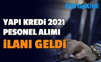 YKB Yapı Kredi Bankası 2021 Personel Alımı Başvurusu Başladı-İşte Kariyer Başvurusu