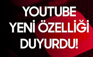 Youtube'a Beklenen Yeni Özellik