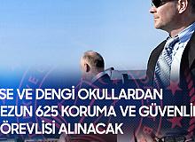 Adalet Bakanlığı'na 625 Koruma ve Güvenlik Görevlisi Alımı Yapılacak - Boy Kilo ve Diğer Şartlar