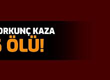 Antalya Serik'ten Son Dakika Haberi: Feci Trafik Kazada Ölenlerin İsimleri Açıklandı